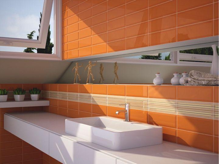 Carrelage sol et mur metro metro 10x30 loft blanco for Carrelage metro couleur