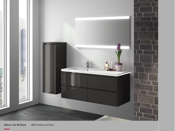 Meubles lave mains robinetteries meubles modulaires meuble sous plans suspendu 60 cm deux - Tiroir suspendu sous plan de travail ...