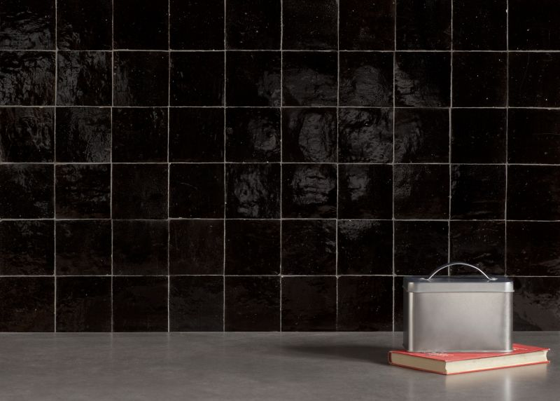 Carrelages mosa ques et galets oriental zellige 10x10 for Carrelage mural 10x10