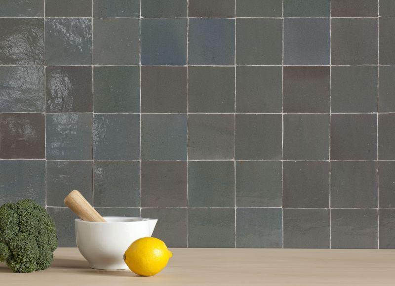 carrelages mosa ques et galets oriental zellige 10x10 medina turquoise orignal zellige. Black Bedroom Furniture Sets. Home Design Ideas