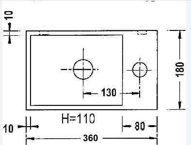 Hauteur toilette standard bati support duofix plus for Hauteur wc suspendu standard