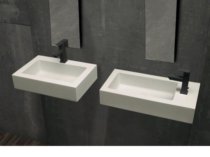 meubles lave mains robinetteries lave mains lave mains grande dimension 50 x 35 cm atenea 35. Black Bedroom Furniture Sets. Home Design Ideas