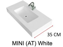 vasques sur mesure 100 cm vasques en r sine sur mesure 35x 100 48x 100 51x 100 40x 100 45x. Black Bedroom Furniture Sets. Home Design Ideas