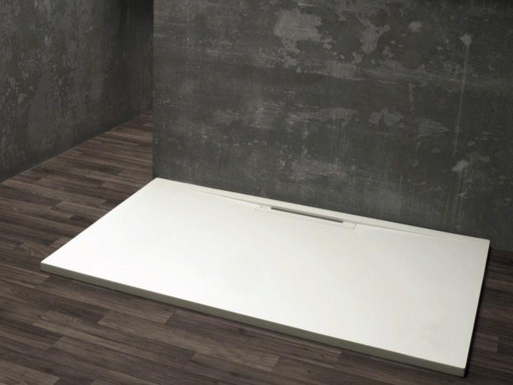 receveur de douche sur mesure corian