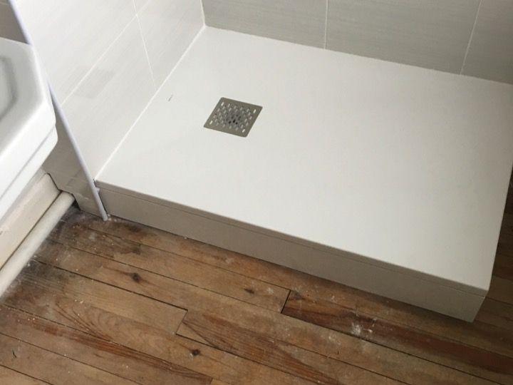 pieds plots r glables pour receveur de douche grande r sistance. Black Bedroom Furniture Sets. Home Design Ideas