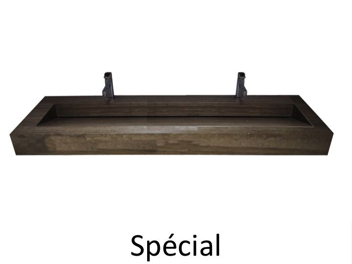 vasques largeur 120 vasque caniveau en pierre naturelle. Black Bedroom Furniture Sets. Home Design Ideas