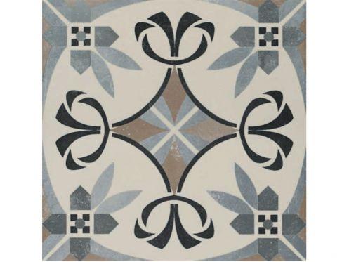 Pictural 12 22x22 carrelage de sol aspect carreaux de Carrelage aspect carreaux de ciment