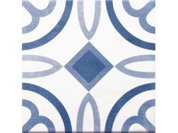 ATELIER MARAIS AZUL 15 x 15 - carrelage aspect carreau ciment
