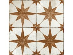 FS STAR OXIDE 45x45 - Carrelage de sol aspect carreaux de ciment.
