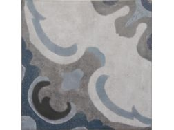 Vintage Decor 03 azul 20x20 - Carrelage, aspect carreaux de ciment Vintage Decus