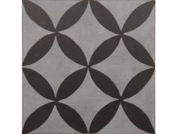 Vintage Decor 05 gris 20x20 - Carrelage, aspect carreaux de ciment Vintage Decus