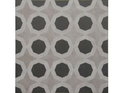 Vintage Decor 08 gris 20x20 - Carrelage, aspect carreaux de ciment Vintage Decus