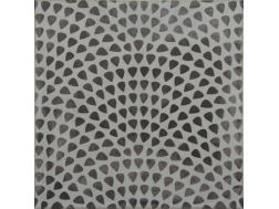 Vintage Decor 12 gris 20x20 - Carrelage, aspect carreaux de ciment Vintage Decus