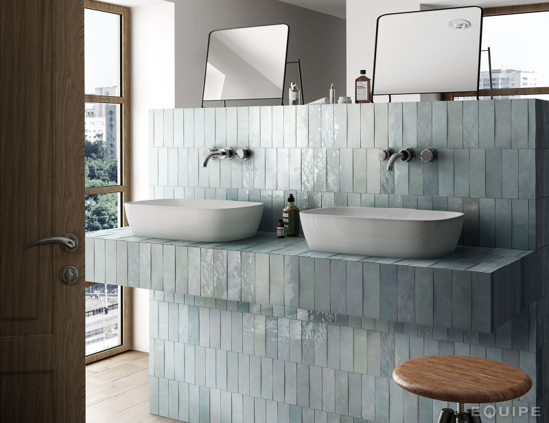 trendy bathroom tiles carrelages mosa 239 ques et galets artisan 14821