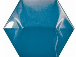 MAGICAL 3D STAR ELECTRIC BLUE 12x10 - Carrelage mural en relief 3D