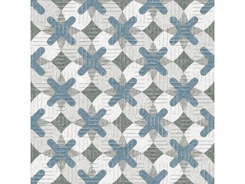 AREA15 SKI BLUE 15X15 - Carrelage, imitation carreaux de ciment, gr�s c�rame.