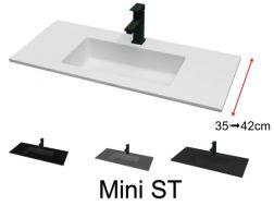 vasque sur mesure 120 cm vasques en r sine sur mesure 35x 120 48x 120 51x 120 40x 120 45x. Black Bedroom Furniture Sets. Home Design Ideas