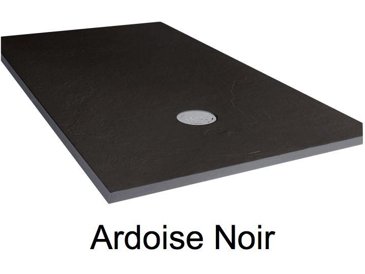 receveurs de douches longueur 170 receveur de douche 170 cm en r sine extra plat grand. Black Bedroom Furniture Sets. Home Design Ideas