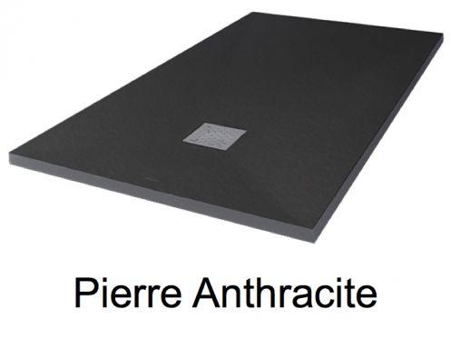 receveurs de douches longueur 110 receveur de douche 110 cm en r sine extra plat petite. Black Bedroom Furniture Sets. Home Design Ideas
