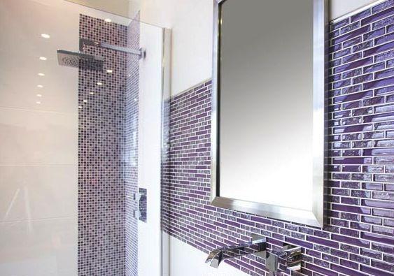 paves briques de verres mosa ques et galets cra002 verre craquel mosaique de verre. Black Bedroom Furniture Sets. Home Design Ideas