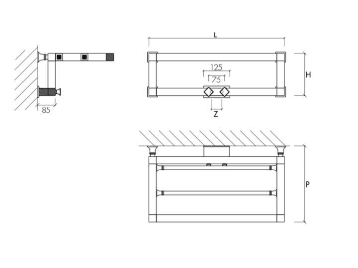 dimension seche serviette elegant fassane spa asymtrique lectrique eau chaude mixte salle de. Black Bedroom Furniture Sets. Home Design Ideas