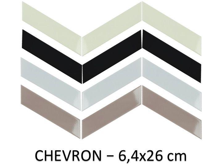 Carrelage Mural Pose Chevron Chevron 6 4 X 26 Cm Cevica