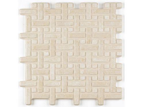 carrelages mosa ques et galets parement pierre sonata traccia bianco. Black Bedroom Furniture Sets. Home Design Ideas
