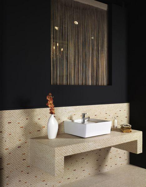 carrelages mosa ques et galets parement pierre sonata panello bianco. Black Bedroom Furniture Sets. Home Design Ideas