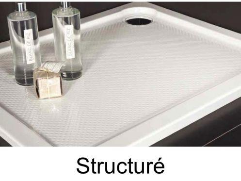 Receveurs de douches acrylique 70 75 80 90 x 120 bac de douche acrylique structur extra - Receveur de douche 70 x 120 ...