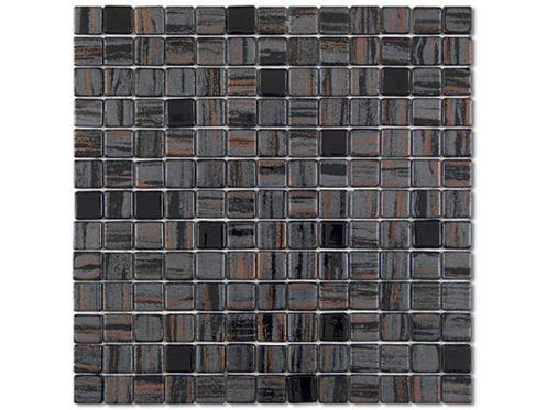 paves briques de verres mosa c piscine 7560 emaux cosmos negro maux de verre de type. Black Bedroom Furniture Sets. Home Design Ideas