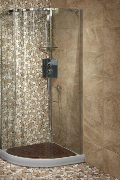 Carrelages Mosaiques Et Galets Mosaiques Et Galets Taro Beige Mix