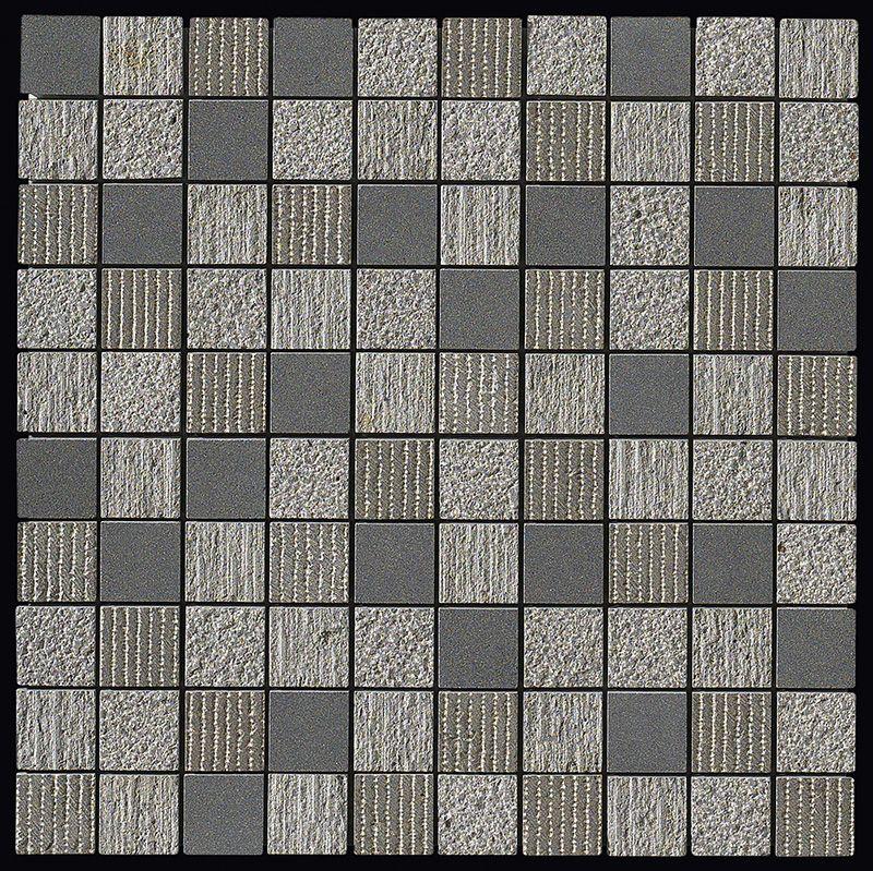 Paves briques de verres mosa ques et galets carbon for Carrelage 32x32