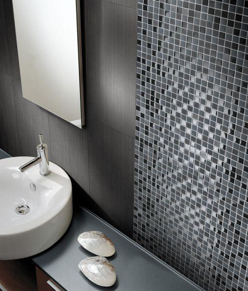 carrelages mosa ques et galets mosa ques et galets siam antracite mosaique de verre. Black Bedroom Furniture Sets. Home Design Ideas