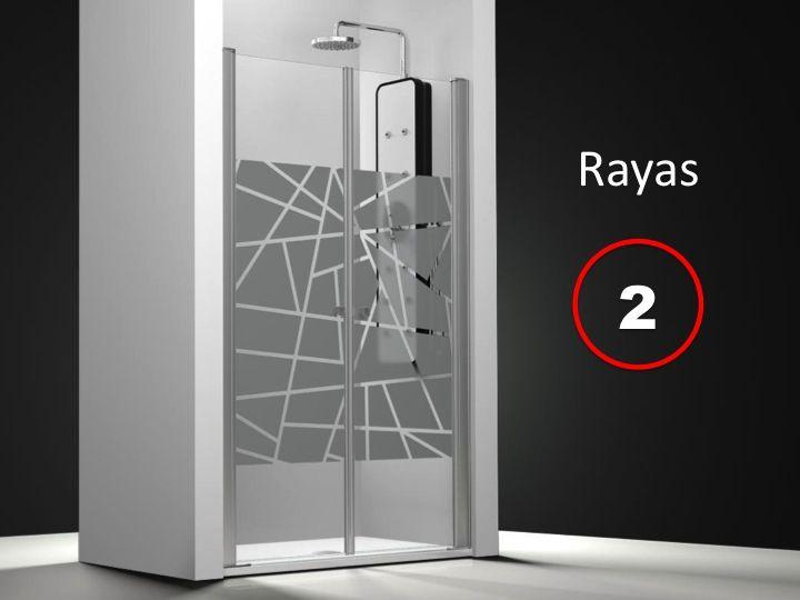 Parois de douche largeur 90 porte de douche pivotante for Porte type saloon