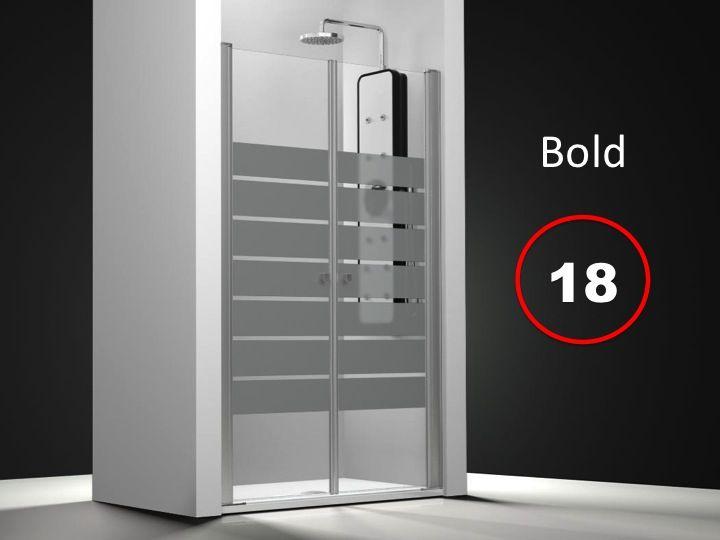Parois de douche largeur 160 porte de douche pivotante for Porte type saloon