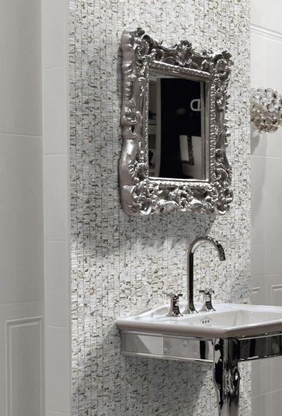 paves briques de verres mosa ques et galets limoges bianco mosa que de marbre carrelage de. Black Bedroom Furniture Sets. Home Design Ideas