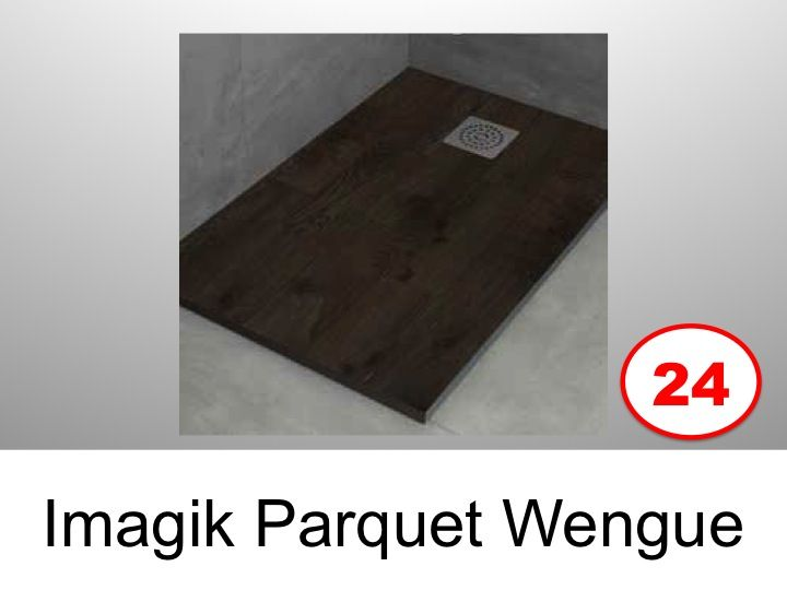 receveurs de douches longueur 120 receveur de douche 80x120 imagik bois. Black Bedroom Furniture Sets. Home Design Ideas