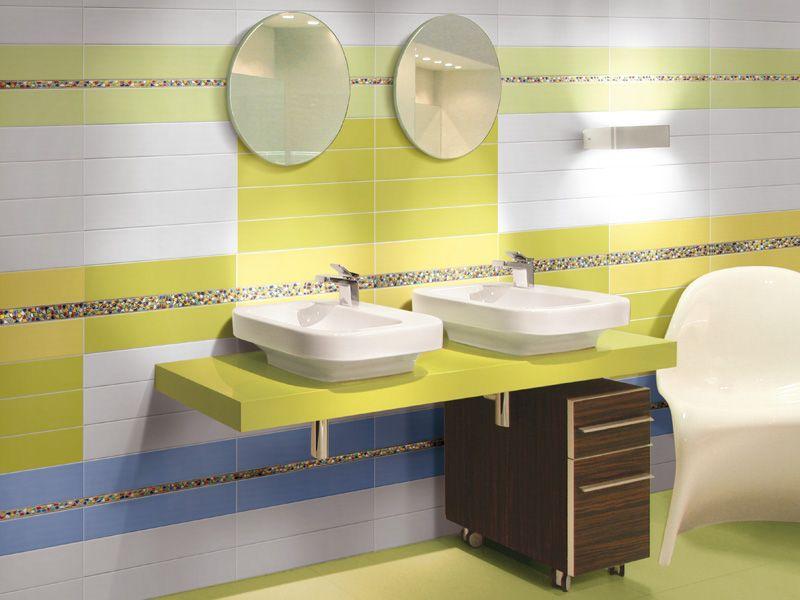 Mosa ques marbre galets et frises frises pianosa for Carrelage salle de bain frise